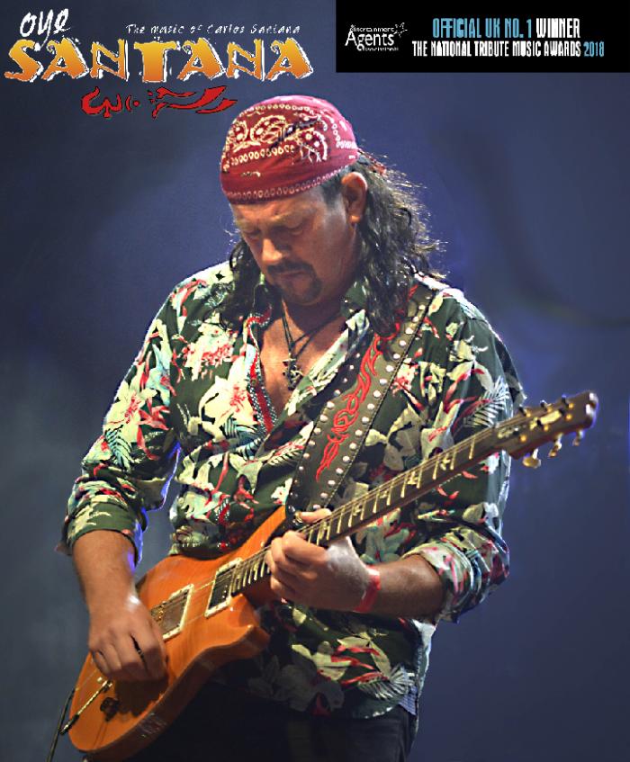 Oye Santana - The Supernatural Tour 2020