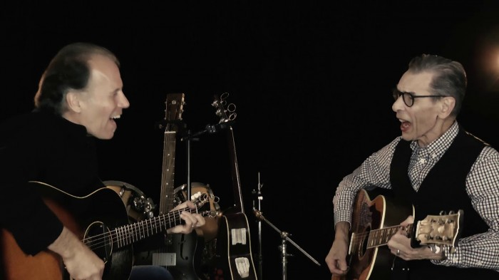 Brooks Williams & Rab Noakes at the Philip Hall
