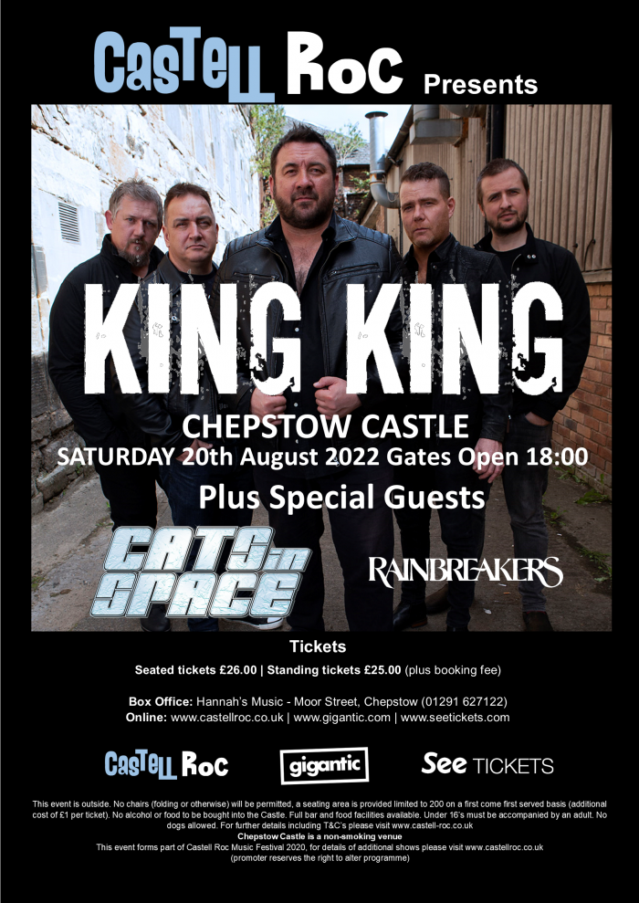 KING KING - Castell Roc