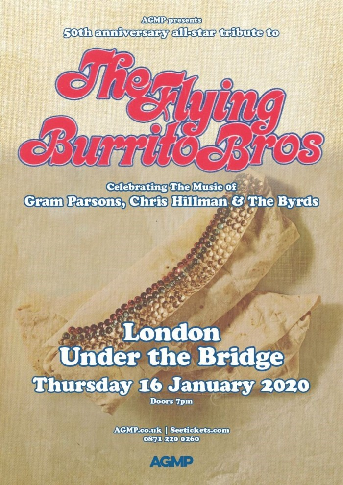 The Flying Burrito Brothers - TRIBUTE