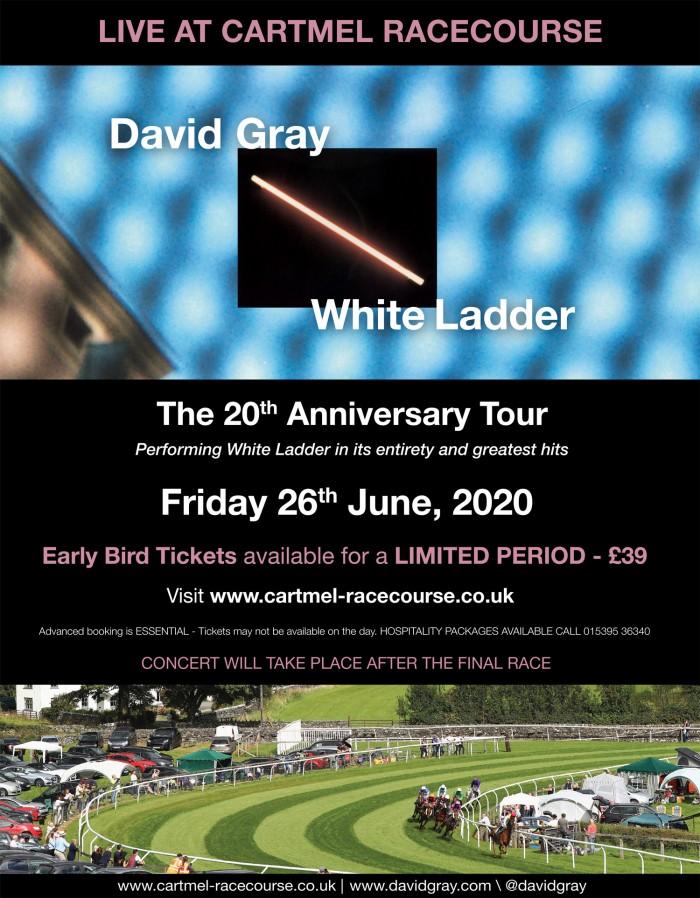 David Gray - White Ladder 20th Anniversary