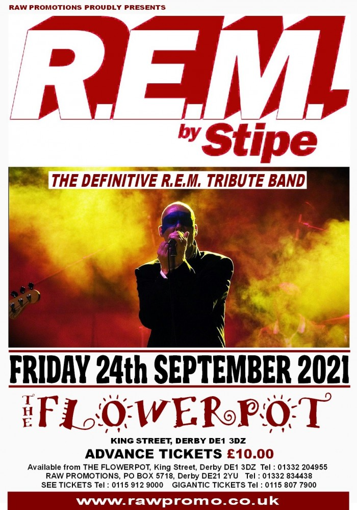 R.E.M. by Stipe - The Definitive Tribute