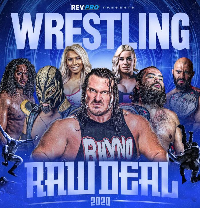 Revolution Pro Wrestling: Raw Deal 2020