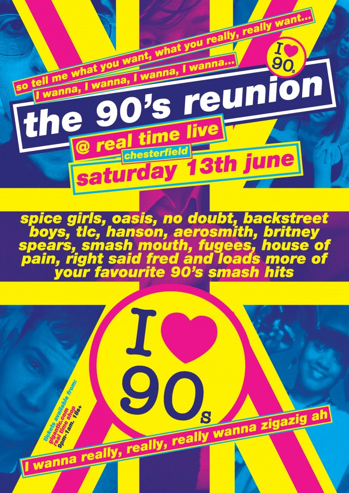 The 90's Reunion - Summer Party