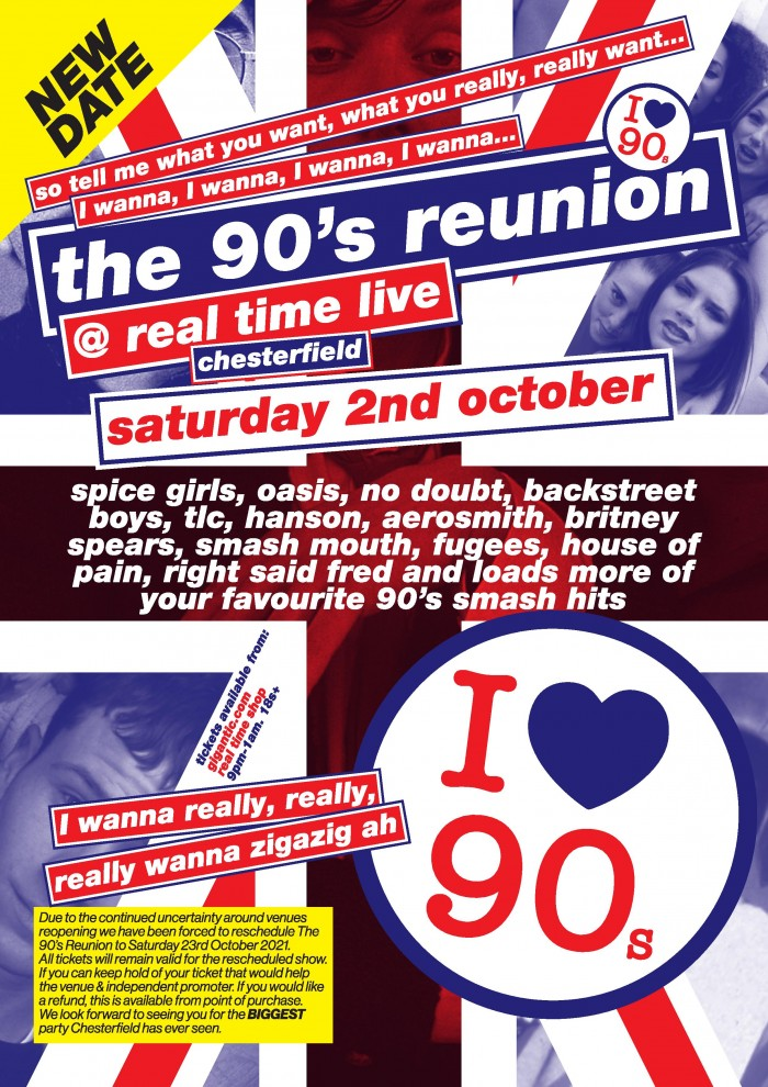 The 90's Reunion