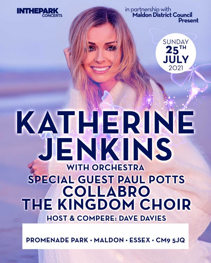 Katherine Jenkins with Orchestra