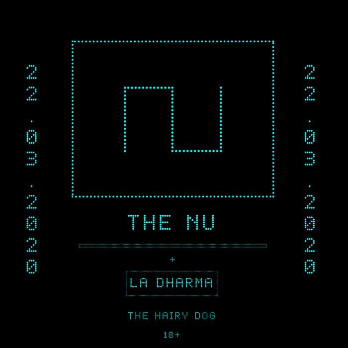Indie Night - The Nu w/ La Dharma