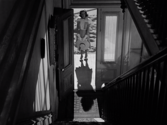 Shadow of a Doubt, Alfred Hitchcock, 1943 (PG)