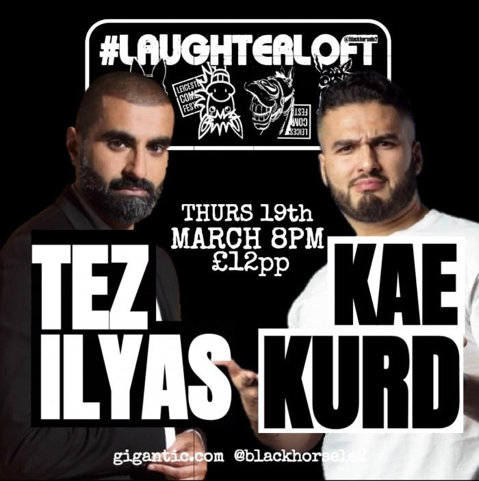 Tez Ilyas & Kae Kurd