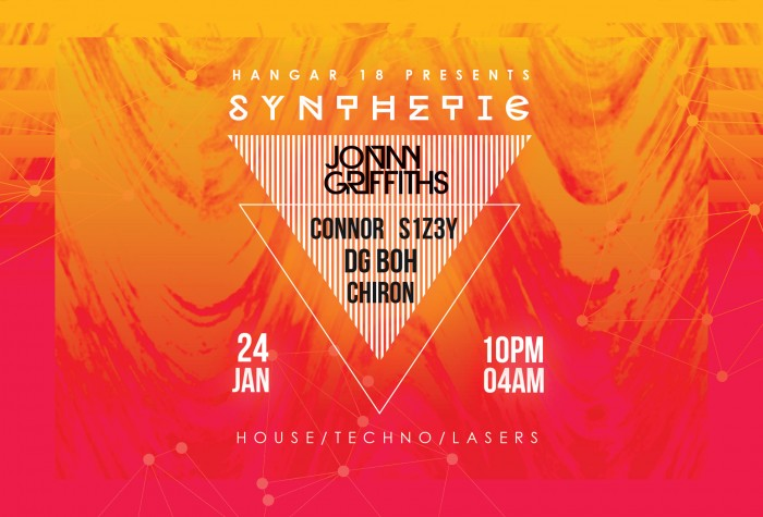 Refreshers: Synthetic - House & Techno Night