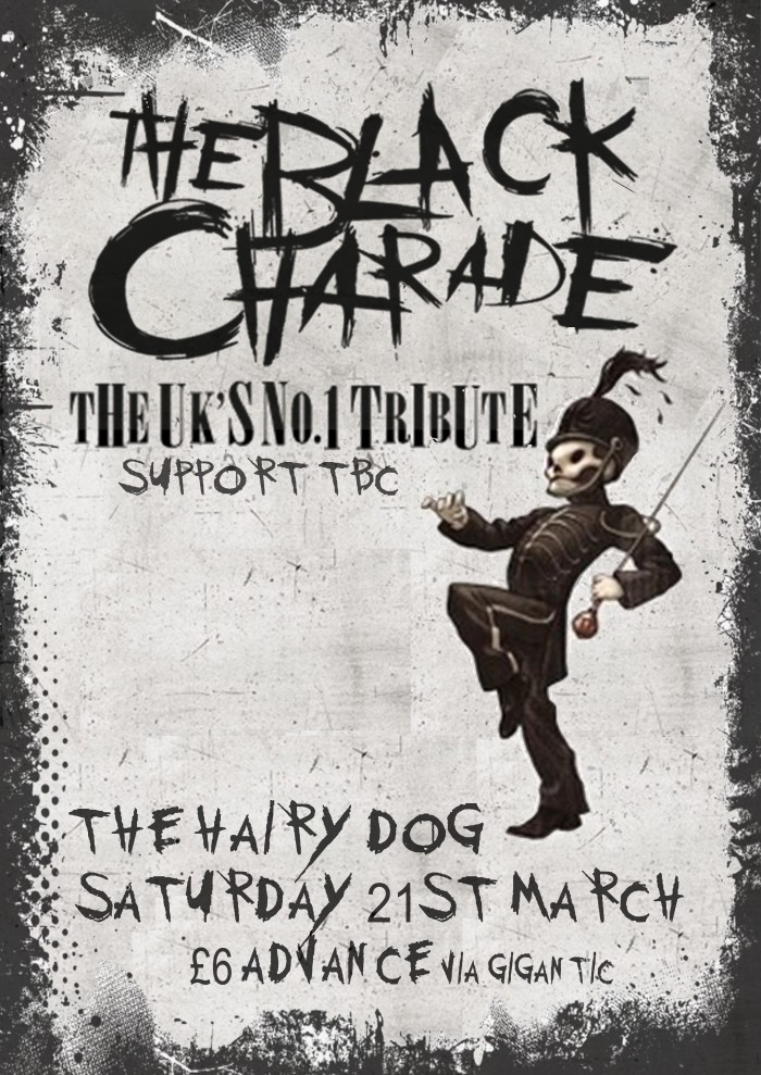 The Black Charade (My Chemical Romance Tribute)