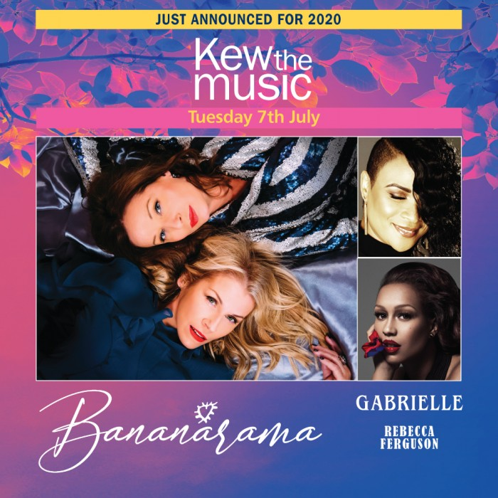 Kew The Music: Bananarama