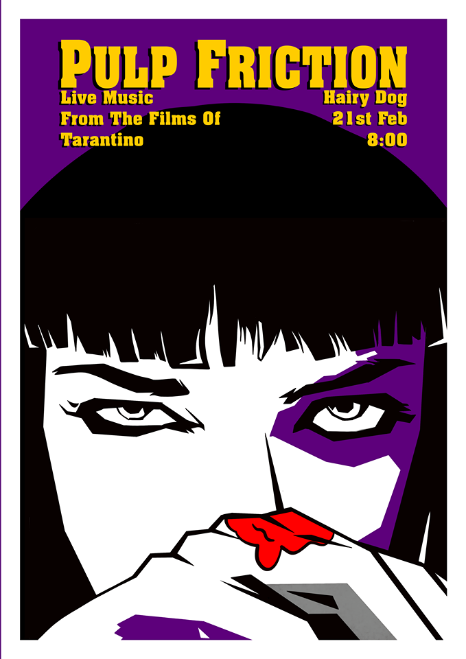 Pulp Friction - Tarantino Soundtrack in Concert