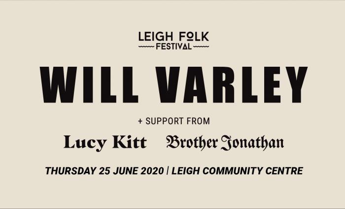 Leigh Folk Festival - Will Varley