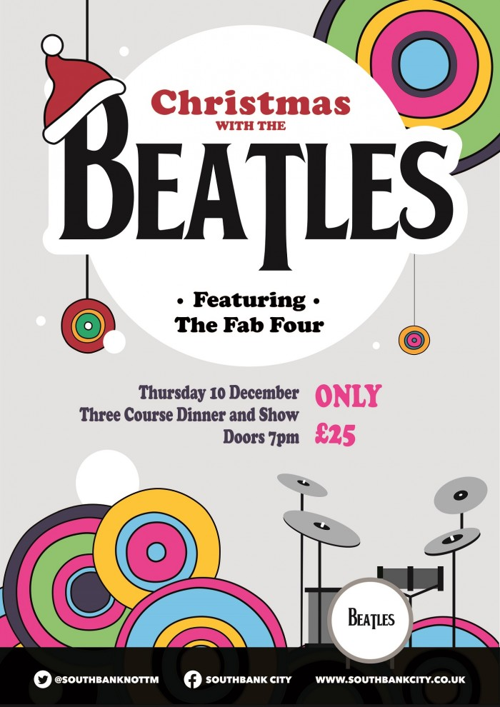 Christmas with The Beatles - featuring The Fab Four