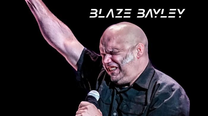 Blaze Bayley : Tenth Dimension Tour 2020