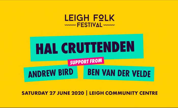 Leigh Folk Festival - Hal Cruttenden