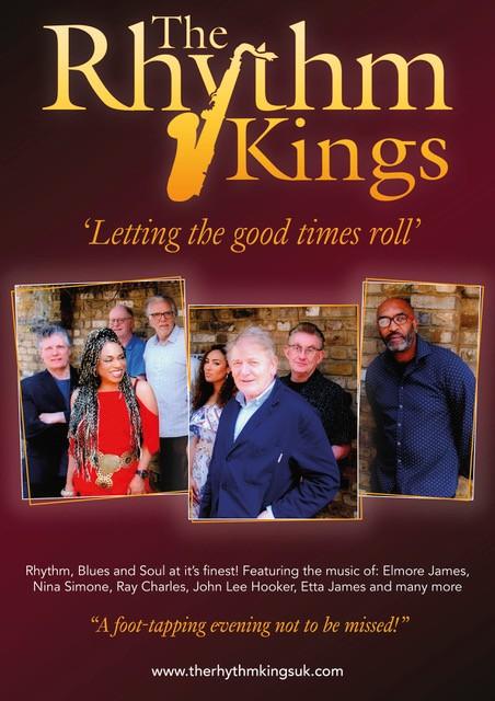 The Rhythm Kings featuring Beverley Skeete