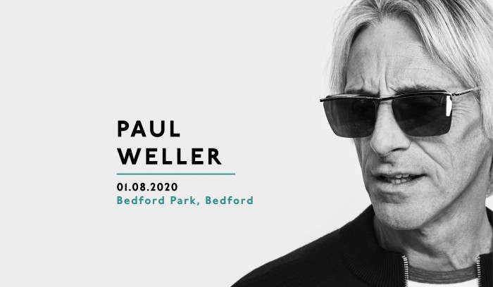 Paul Weller Live In Bedford Park