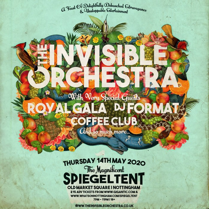 The Invisible Orchestra