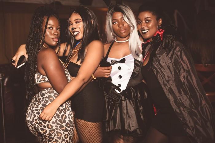 ASTROWORLD - London's Biggest Hip-Hop Halloween Party