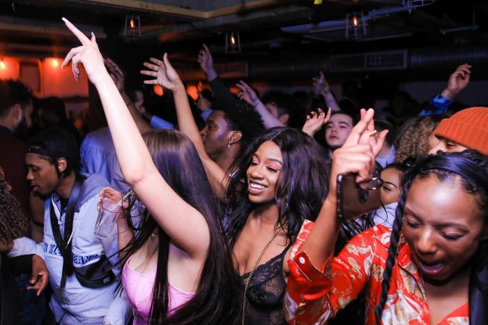 SICKOMODE SHOREDITCH - Shoreditch Hip Hop Party