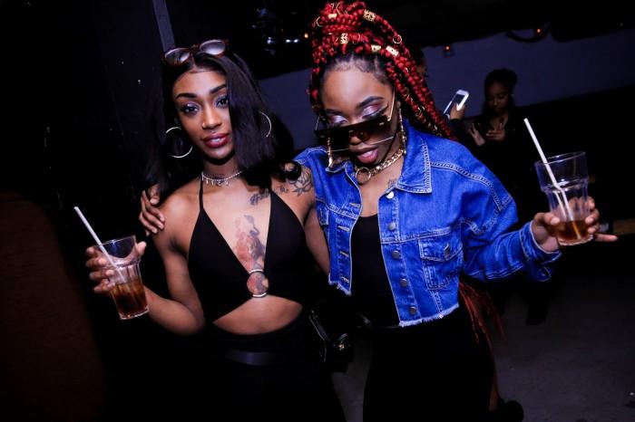 BASHMENT VS AFROBEATS - VIP Party @ Revolution