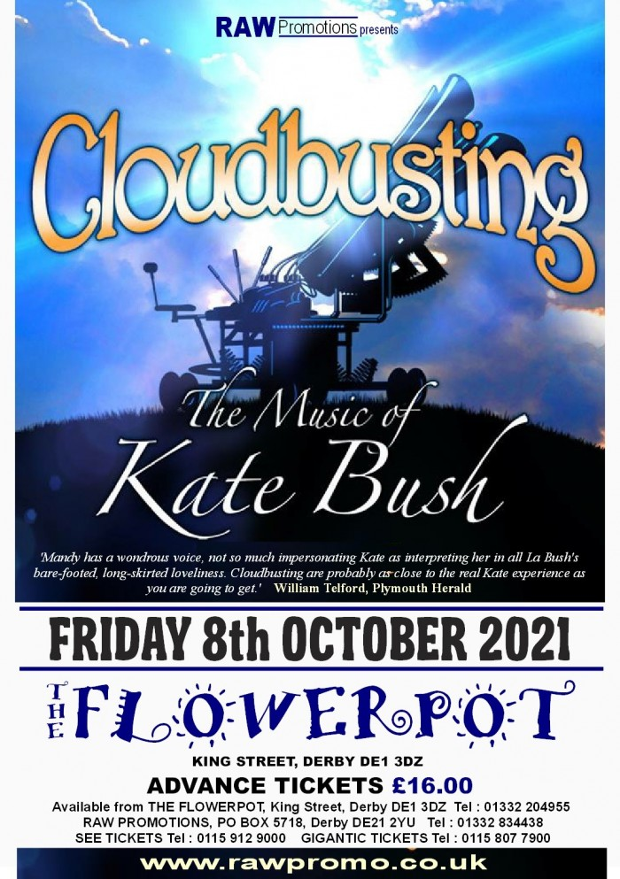 Cloudbusting: The Music Of Kate Bush