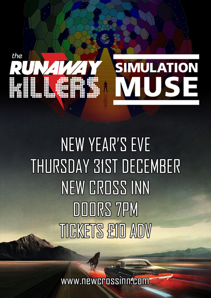 The Runaway Killers + Simulation Muse