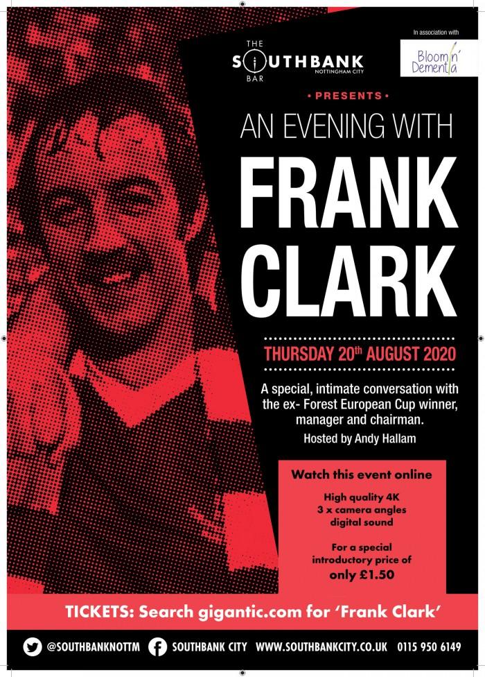 An Evening with Frank Clark