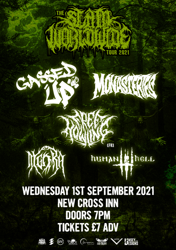 Gassed Up / Monasteries / Freehowling