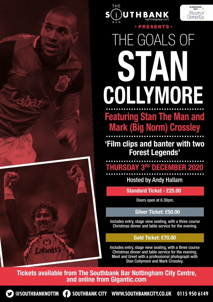 The Goals of Stan Collymore - Online PPV