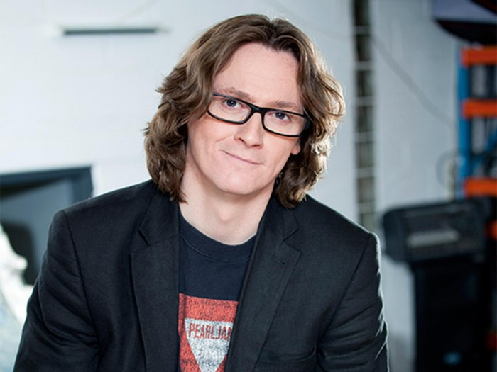 Just the Tonic Comedy Club - Leamington Spa with Ed Byrne