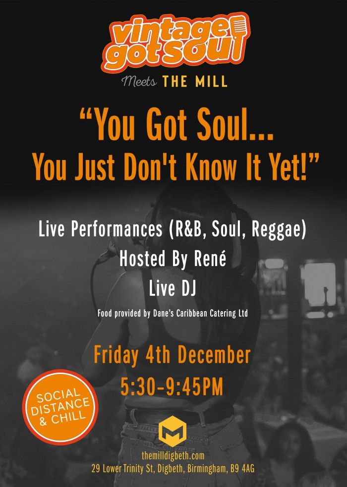 Vintage Got Soul meets The Mill