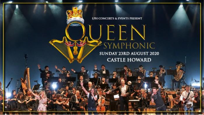 Queen Symphonic at Castle Howard