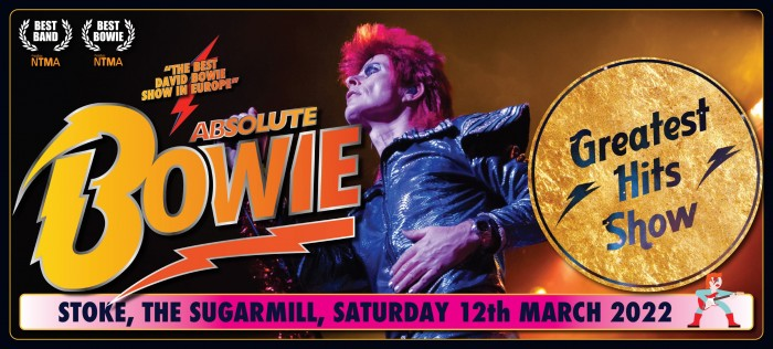 Absolute Bowie perform The Greatest Hits of David Bowie