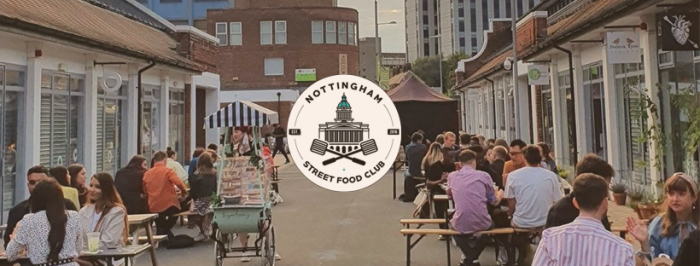 Sneinton Street Food Club on the 8th May