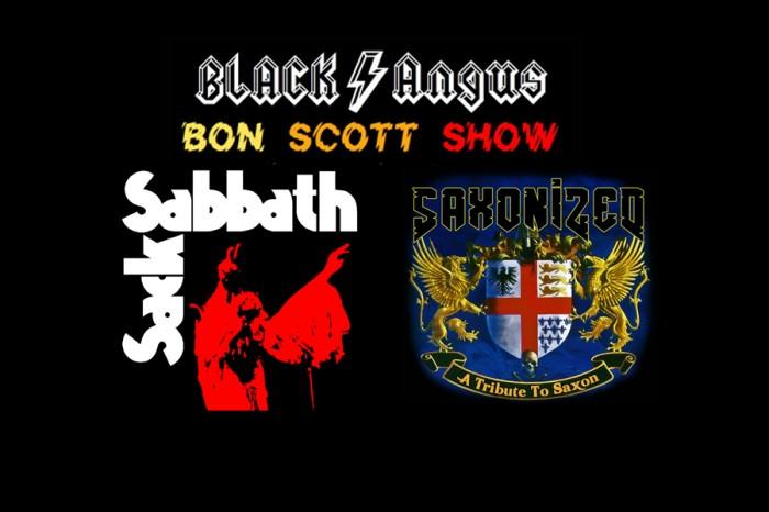 ACDC, Sabbath and Saxon tributes at MFN
