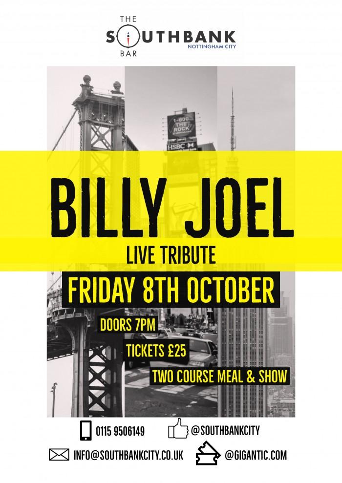 Billy Joel - Live Tribute
