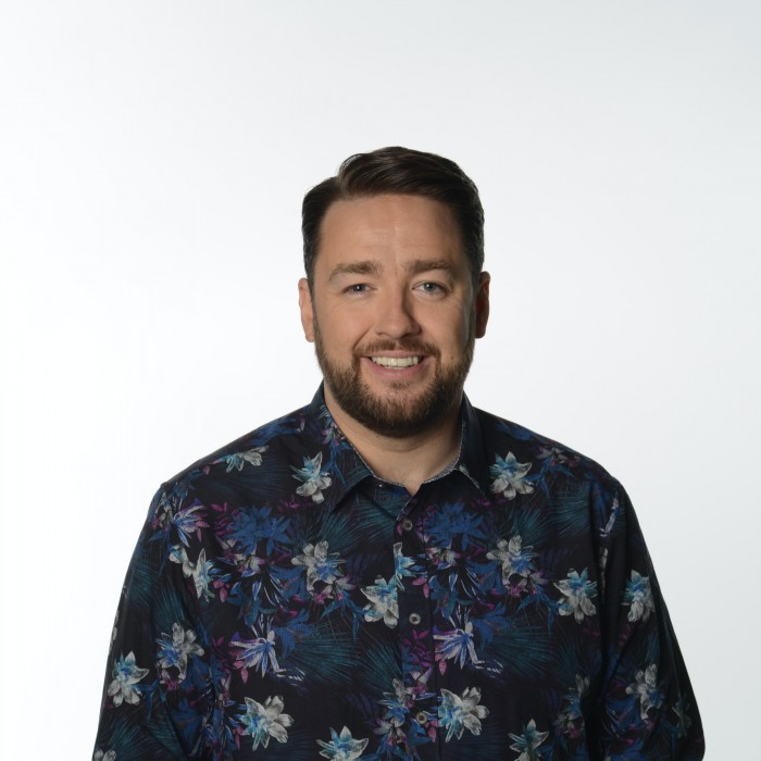 Just The Tonic at the Forum with Jason Manford