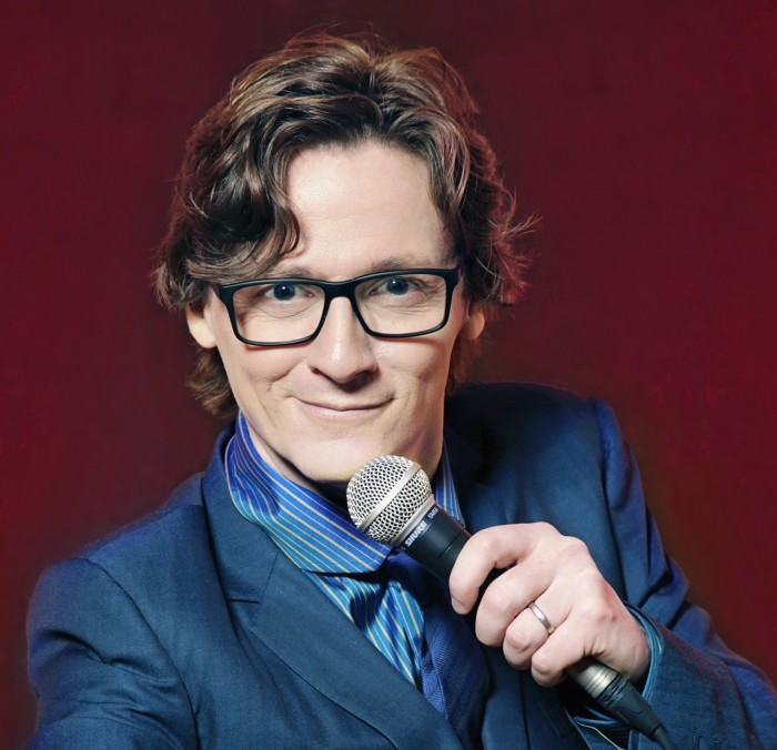 Just The Tonic at the Tramshed - Cardiff with Ed Byrne