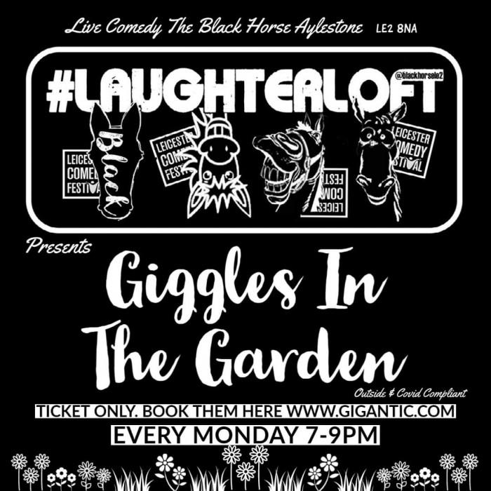 LaughterLoft Presents