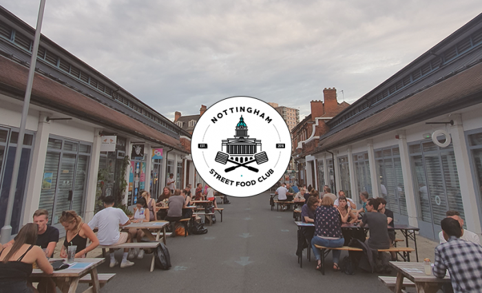 Sneinton Street Food Club on the 5th June