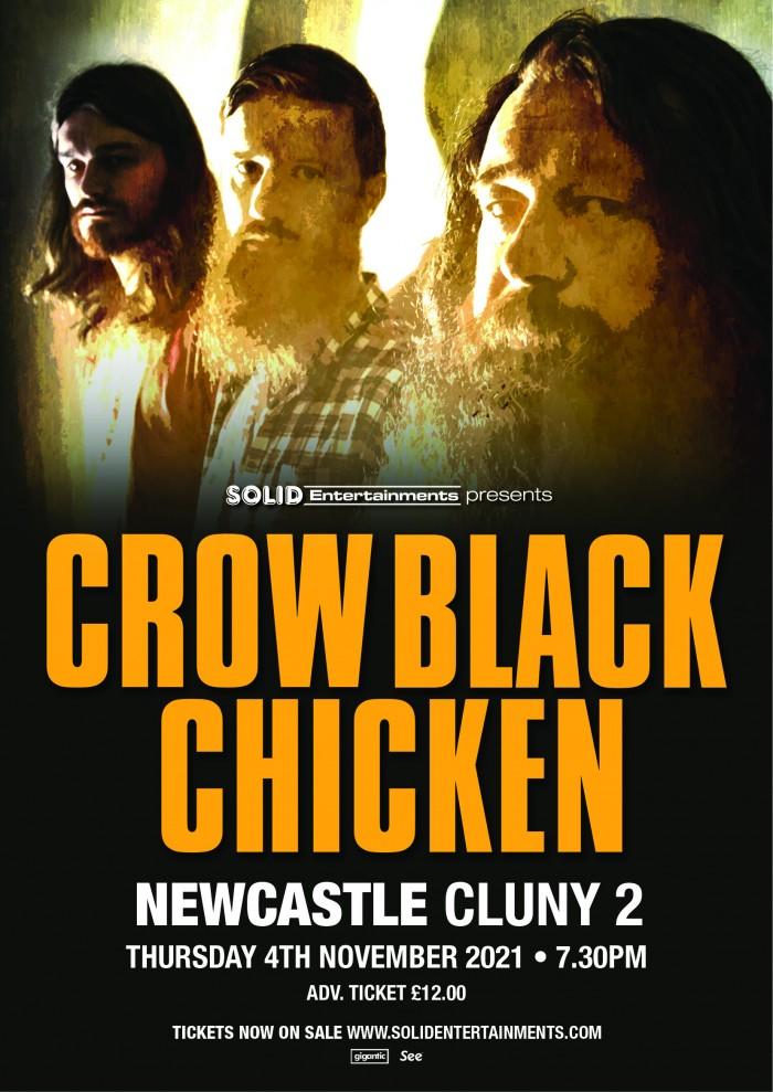 Crow Black Chicken