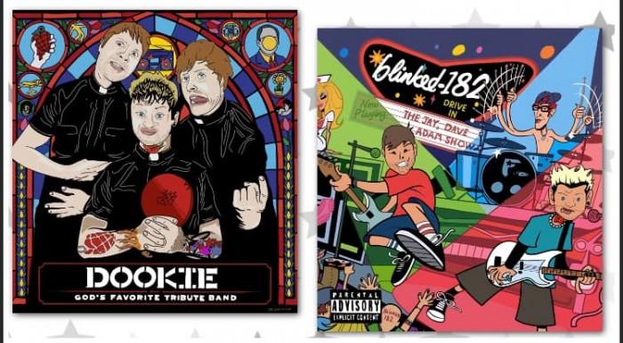 Dookie vs. Blinked 182
