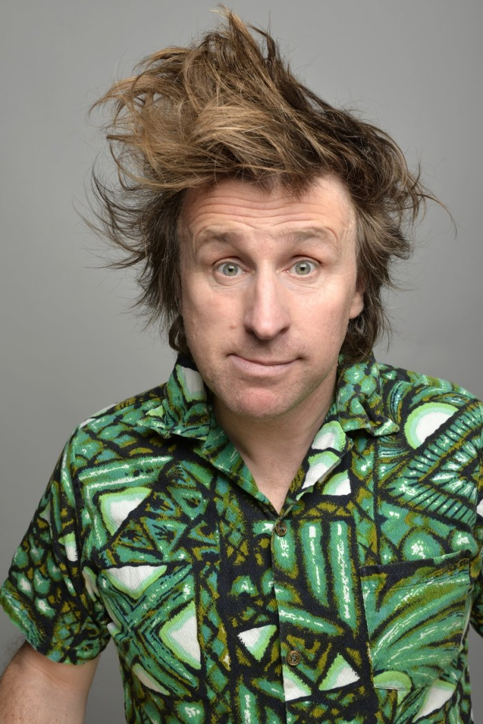 Just the Tonic Comedy Club - Nottingham with Milton Jones