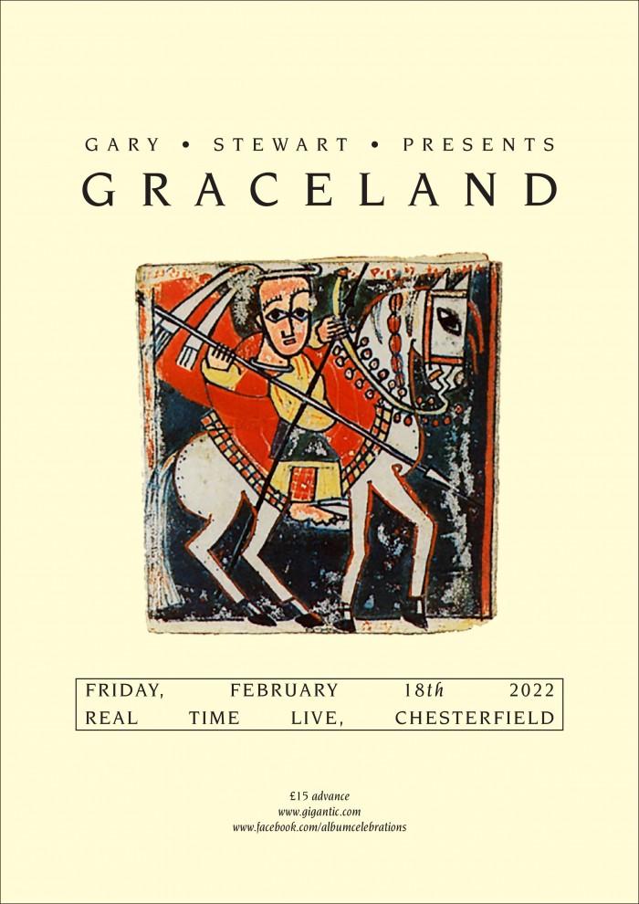 Gary Stewart Presents GRACELAND
