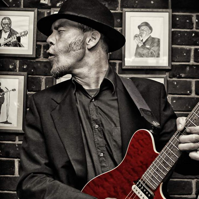 Will Johns: Bluesdaddy Tour