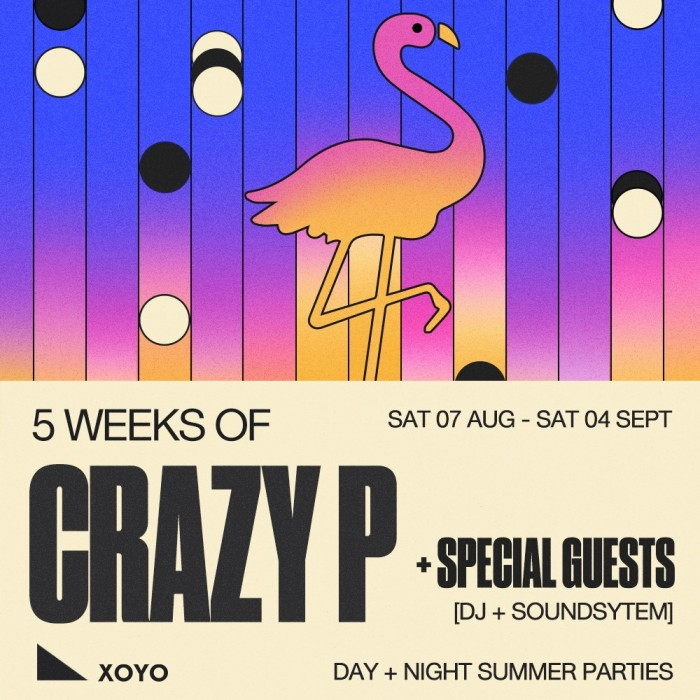 5 Weeks of Crazy P - Day & Night Series