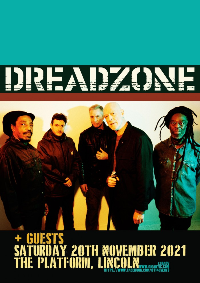 Dreadzone plus Special Guests